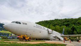 Ужин в самолете: новый вид ресторанов в Таиланде