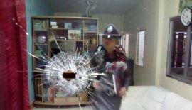 Полиция Таланга начала поиск неизвестных лиц, обстрелявших один из жилых домов в поселке Term Fun в Срисунтхорне