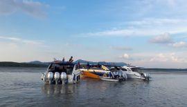 У побережья Пхукета столкнулись два спидбота. Не менее девяти человек пострадали в столкновении двух катеров у восточного побережья Пхукета во вторник 16 сентября.