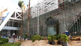 Гранд-открытие торгово-развлекательного комплекса Central Phuket на пересечении Bypass Rd. и Wichit Songkhram Rd. состоится 10 сентября