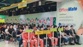 Торгово-развлекательный центр Central Phuket провел пожарные учения спустя две недели после реального пожара в строящемся аттракционе Tribhum