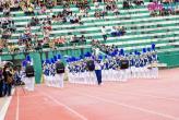 Церемонии открытия спортивных соревнований между студентами