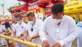 На Пхукете стартовал очередной Вегетарианский фестиваль
