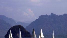 Bay Regatta в заливе Пханг-Нга
