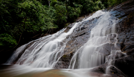Ton Prai waterfall (Водопад Тонпра)