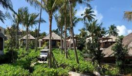 Глюк'oZa, вместе с мужем и дочками сейчас отдыхает в Таиланде на острове Самуи