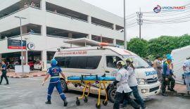 Учения по эвакуации при цунами в Патонге