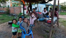 Как живут в Камбодже