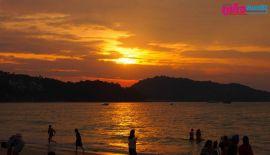 26 декабря на пляже Патонг (Пхукет)