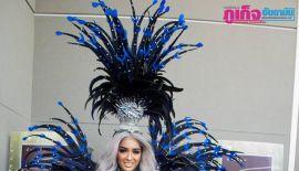 Miss Grand Carnival 2018. Patong Beach, Phuket