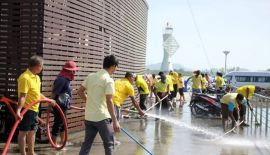 Big Cleaning Day, Chalong, Muang, Phuket