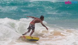 Kata Beach Surfing Contests 2018
