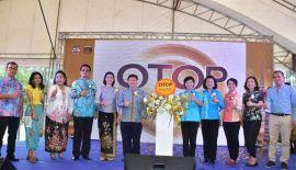 """Opening ceremony of """"The Charm Of Samut Prakan"""". 29 September-3 October 2561 Central Park, Phuket city"""