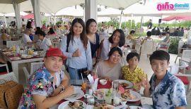 "XANA Beach Club ""Sunday Fun Brunch"""