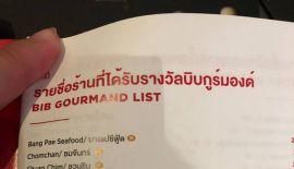 Пхукетский ресторан PRU получил одну звезду в свежей версии ресторанного гида Michelin Bangkok 2019, куда вошли заведения не только Бангкока, но также провинций Пхукет и Пханг-Нга. Всего в гиде упомянуты 38 пхукетских заведений
