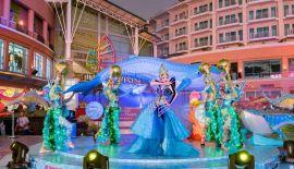 """В торговом центре """"Jungceylon"""" на Патонге состоялось мероприятие """"Spirit Of the Sea"""""""