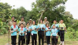 """""""Local Love Foundation"""" Совместно с """"Katathani Phuket Beach Resort"""" организовали мероприятие во Всемирный день окружающей среды. В рамках мероприятия Katathani Phuket Beach Resort подарил 2 пляжных мусоровоза  для очистки пляжа Ката Ной"""