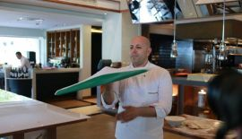 The Acrobatic Pizza Show Must Go On! Two-Time World Champion 'Pasqualino Barbasso' @ Cucina Italian Kitchen, JW Marriott Phuket Resort & Spa Phuket – 26th June, 2019