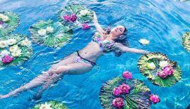 Актриса и модель Келли Брук отправилась отдыхать на Пхукет