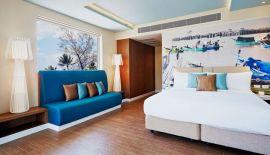 Размещение: Отель OZO Chaweng Samui расположен на пляже Чавенг. В распоряжении гостей бесплатная общественная парковка и современные номера с кондиционером и бесплатным Wi-Fi.