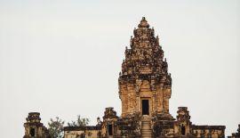 Комплекс Роулос (Roluos) – древнейшие храмы