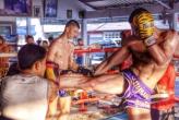 Тренер по тайскому боксу,фитнесу и бодибилдингу