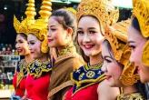 Keep сalm and love Thailand