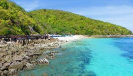 Остров Ко Лан, Паттайя