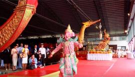 Завершены реставрационные работы Королевской баржи Супхан Нахонг, которая возглавит речную процессию в Церемониях коронации