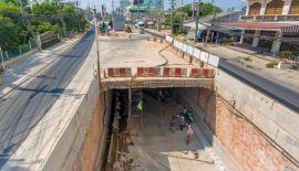 Тоннель Раваи: история строительства в фотографиях