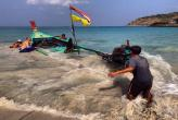 Taling Ngam Beach (180м от Тихих Пальм)
