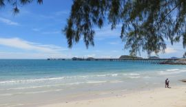 Пляж Саттахип или «пляж танцующей девушки»