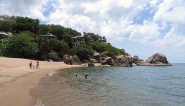 Пляж Корал Коув на Самуи
