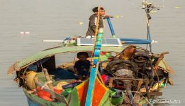 Водная гладь Камбоджи: путешествие из Пномпеня в Сиамрип по воде