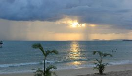 Дикие пляжи Камбоджи