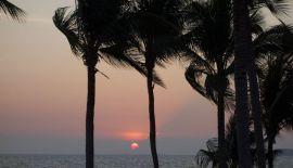 Закаты в Паттайе. Заход солнца в городе покруче, чем на островах