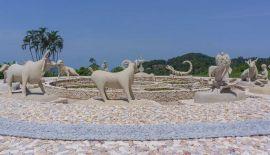 Знаки Зодиака и Большой Краб - это неофициальные названия двух новых достопримечательностей острова Самуи